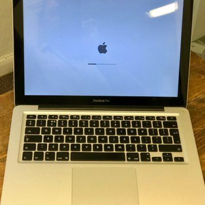 MacBookPro 13 inch late 2012 MD102B/A Intel Core i7 2.9GHz 8GB Memory Ram 750GB HDD